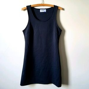 Seek The Label Black Sleeveless Dress